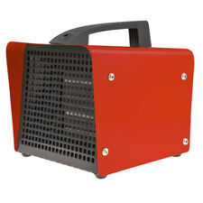 Portable Heater 2500w with thermostat control workshop garage caravan