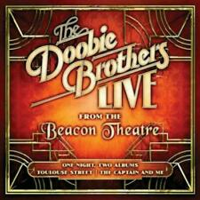 THE DOOBIE BROTHERS LIVE FROM THE BEACON THEATRE 2 CD (June 28th 2019)