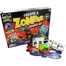 Weird Science Make & Create A Zombie Experiment Kids Slime Toy Set 44-0022