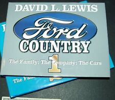 Ford Country by David Lanier Lewis (1999, Hardcover)