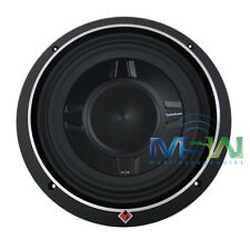 "NEW ROCKFORD FOSGATE® P3SD2-10 10"" PUNCH SHALLOW-MOUNT CAR SUBWOOFER SUB P3SD210"