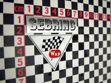 Sebring Hardtop Decals - Austin Healey Sprite MG Midget
