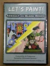 How to Paint Miniatures DVD 13 Assault on Black Reach