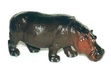 AAA 96656 Hippopotamus Wild Animal Toy Model Figurine Replica - NIP