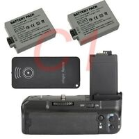 Vertical Battery Grip For Canon 450D 500D 1000D XS XSi T1i + 2 LP-E5 SLR camera