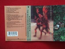 Cassette - Paul Simon, The Rhythm of the Saints -  Warner Bros 759926098-4