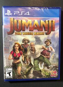 Jumanji The Video Game (PS4) NEW