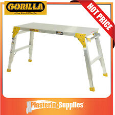 Gorilla Platform Aluminium 150kg 450mm Wide Folding Industrial Paint MW105-I450