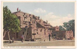 Postcard AZ Fred Harvey, The Hopi House, Grand Canyon National Park, Arizona