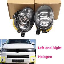 Fit For VW Transporter T5 2010-2015 Front Bumper Halogen Fog Light  Left + Right
