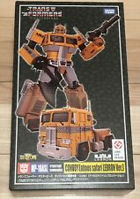 TAKARA TOMY TRANSFORMERS CONVOY atmos safari LEBRON JAMES Ver. Figure Limited