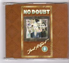 (GB334) No Doubt, Just A Girl - 1996 CD