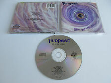 TEMPEST Eye of the Storm CD 1988 VERY RARE ORIG. 1st PRESS USA - PURE METAL!!!