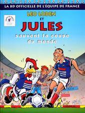 BD occasion Léo Loden Leo Loden et Jules sauvent la coupe du monde