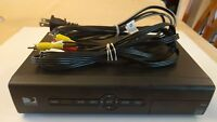 DirecTV D12-100 Satellite Receiver w/ AV & power cords parts only Direct TV