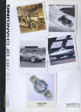 Swatch Chrono Power Steel Watch 1994 Magazine Advert #3030