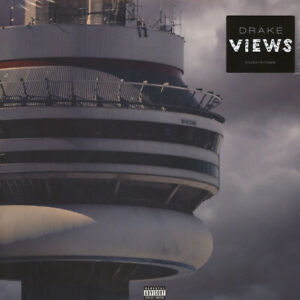 Drake - Views (Vinyl 2LP - 2016 - EU - Original)