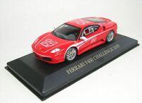 Ferrari F430 Challenge 2005 red