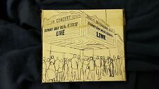UNNY DAY REAL ESTATE - LIVE. CD DIGIPACK EDITION