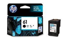 HP Hewlett-Packard 61 ink cartridge black CH561WA