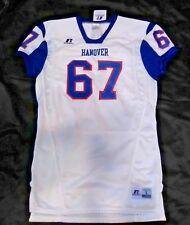 Russell Hanover Football Jersey Pro Cut Game Issue Style New With Tag sz Large
