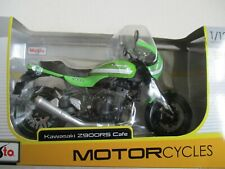 Moto Miniature Kawasaki Z 900 Rs Cafe Green 1/12° in Maisto