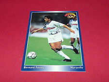 B. FERRER TOULOUSE FC  STADIUM TFC MARSEILLE PANINI FOOTBALL CARD 1994-1995