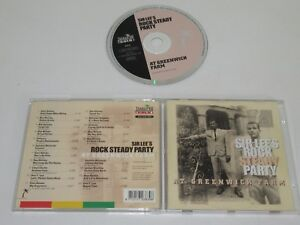 Various/Sir LEE'S Rock Steady Party At Greenwich Farm ( JMC 200.250) CD Álbum