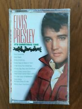 It's Christmas Time [BMG] by Elvis Presley (Cassette, Sep-2003, BMG) NEW