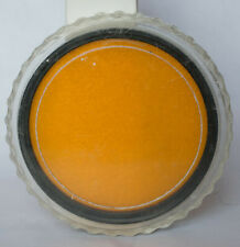 Hoya 58mm Orange (G) filter including twist lock case.