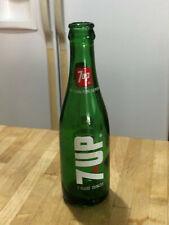 Old Glass 7up Soda [7 oz. Bottle] - Free Ship