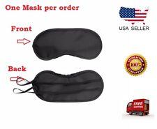 Travel Eye Mask Sleep Soft Shade Cover Rest Relax Sleeping Blindfold Shield aid