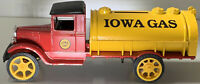 ERTL 1931 Iowa Gas Swap Meet Hawkeye Tanker Bank 1/34 Limited Edition 756 Units!