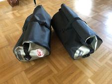 Motorradkoffer Krauser für C-Bow Träger, gebraucht