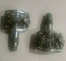 Vintage MONGOOSE Mountain Bike/Bicycle Clipless Pedals - 9/16""
