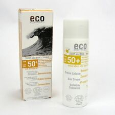 (33,90/100ml) Eco Cosmetics Sonnencreme LSF 50+ Surf & Fun getönt 50 ml