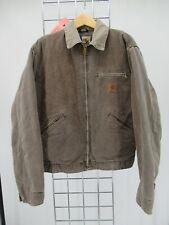 K0104 VTG Carhartt Men's Blanket Line  Duck Detroit Work Jacket