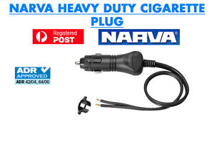 NARVA HEAVY DUTY CIGARETTE PLUG BLISTER PACK 81024BL