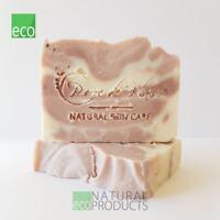 Pierre de Plaisir 100% Natural Face & Body Soap Charcoal Brown - 100g