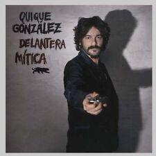 Quique Gonz lez, Quique González, Gonzalez Quique - Delantera Mitica [New CD]