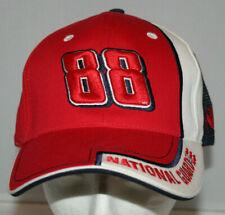 Dale Earnhardt Jr. #88 National Guard red baseball hat cap NASCAR