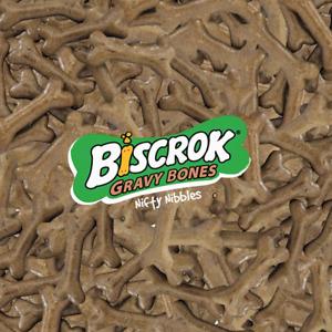Pedigree Gravy Bones Biscrok Original Dog Biscuits Bulk Loose Treats Food Beef