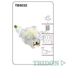 TRIDON STOP LIGHT SWITCH FOR Fiat Ducato 01/95-01/02 2.8L(814063)SOHC 8V(Diesel)