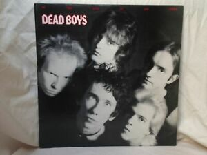 Dead Boys:  Come For Your Children  UK 1978  A1/B1  STUNNING NEAR MINT  LP