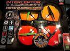 WORLD TECH TOYS Interceptor Remote Control Spy Drone BATTERY/CAMERA NOT AVAIL