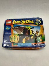 Lego 4603   Jack Stone Res Q Wrecker  Retired Set  Factory Sealed new