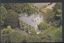 Cambridgeshire Postcard - Aerial View of Burwell House  RS7276
