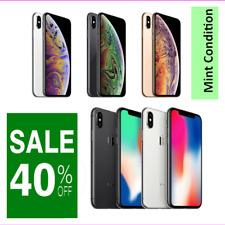 Apple iPhone X/Xs 64Gb/256Gb Unlocked Verizon Airfire Mobile Straight talk 4G