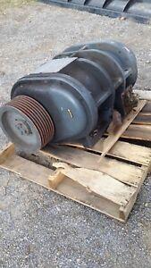 Kaeser Sigma 4 Air Screw Compressor 1085 CFM 110 PSI 215 HP 160kw motor Blower