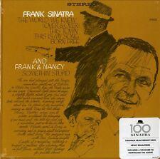 FRANK SINATRA  THE WORLD WE KNEW VINILE LP 180 GRAMMI NUOVO SIGILLATO !!